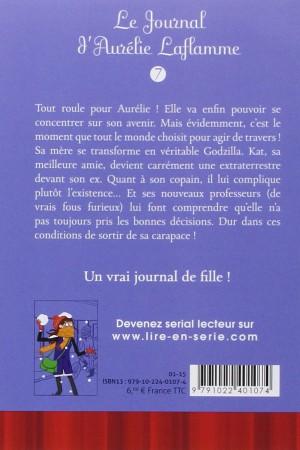 Le journal d'Aurélie Laflamme - Tome 7 : Plein de secrets