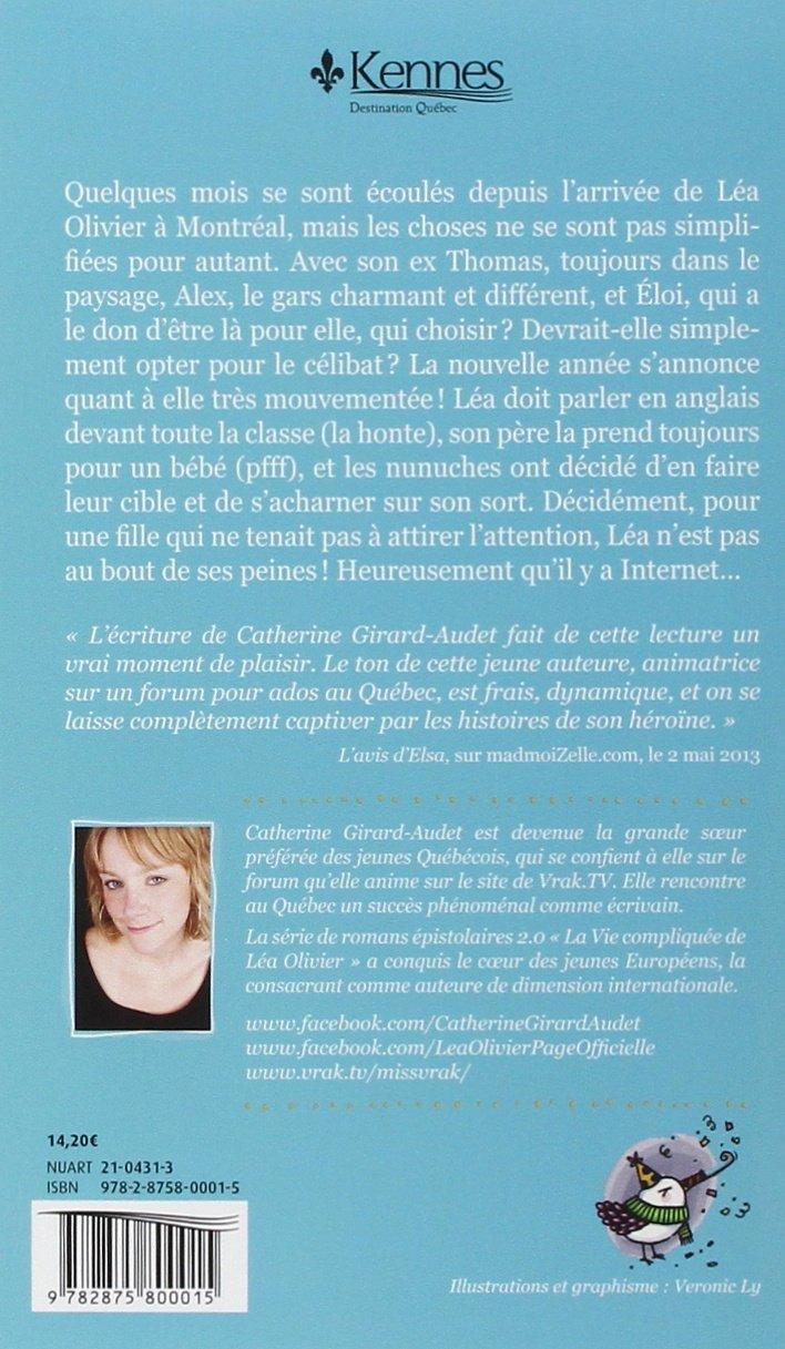 La vie compliquée de Léa Olivier - Tome 2 : Rumeurs
