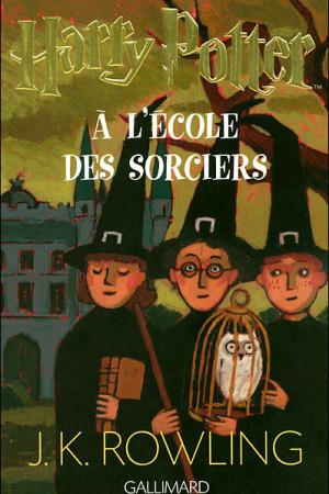 Harry Potter - Tome 1 : Harry Potter à l'école des sorciers
