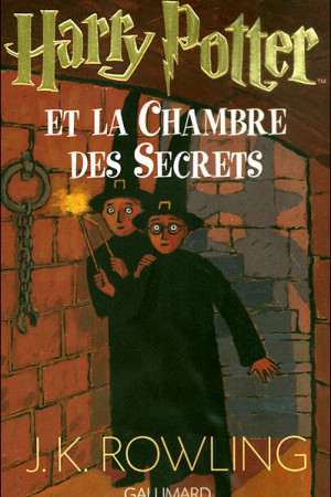 Harry Potter - Tome 2 : Harry Potter et la Chambre des secrets