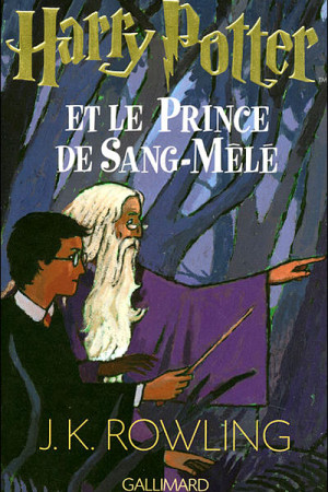 Harry Potter - Tome 6 : Harry Potter et le Prince de Sang-Mêlé