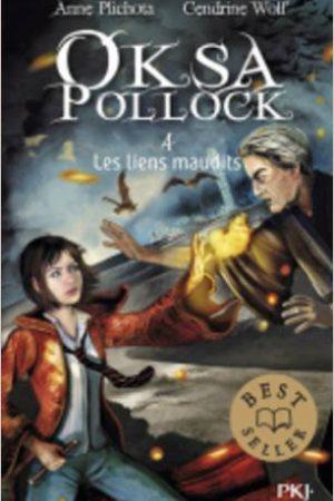 Oksa Pollock - tome 4 : Les liens maudits