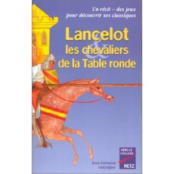 Lancelot et les chevaliers de la table ronde en apart - Lancelot chevalier de la table ronde ...